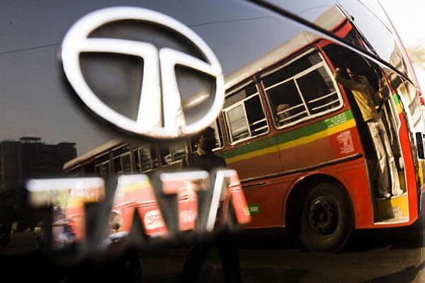 Tata car logo