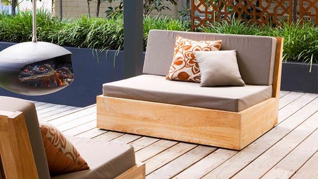 Garden rooms: expert advice about outdoor entertaining ... on Garden Entertainment Area Ideas id=85768