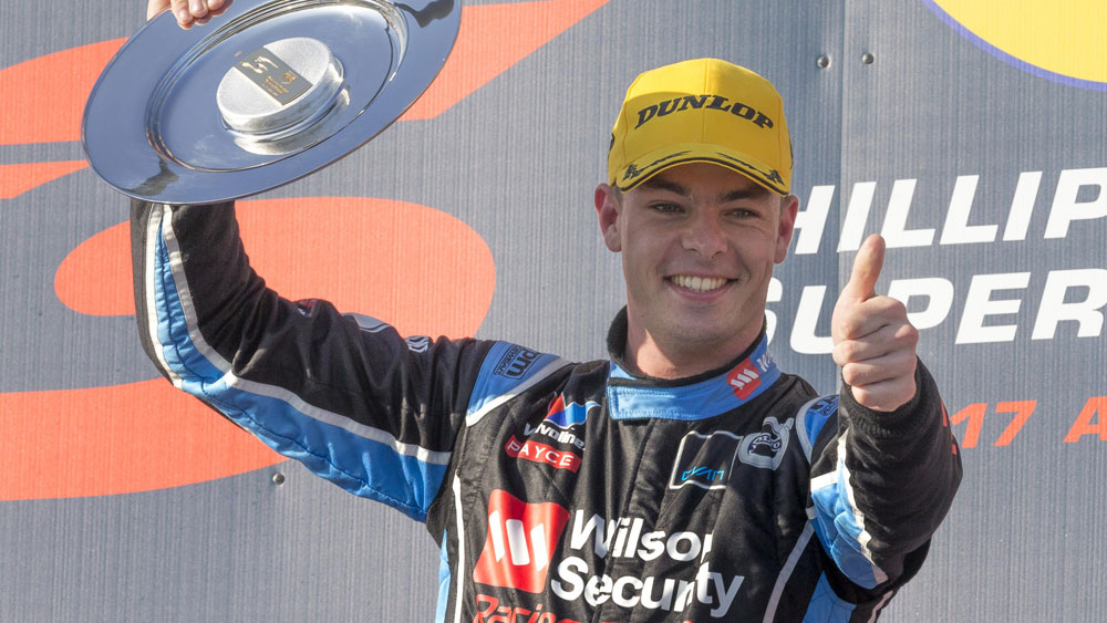 Scott McLaughlin. (AAP)