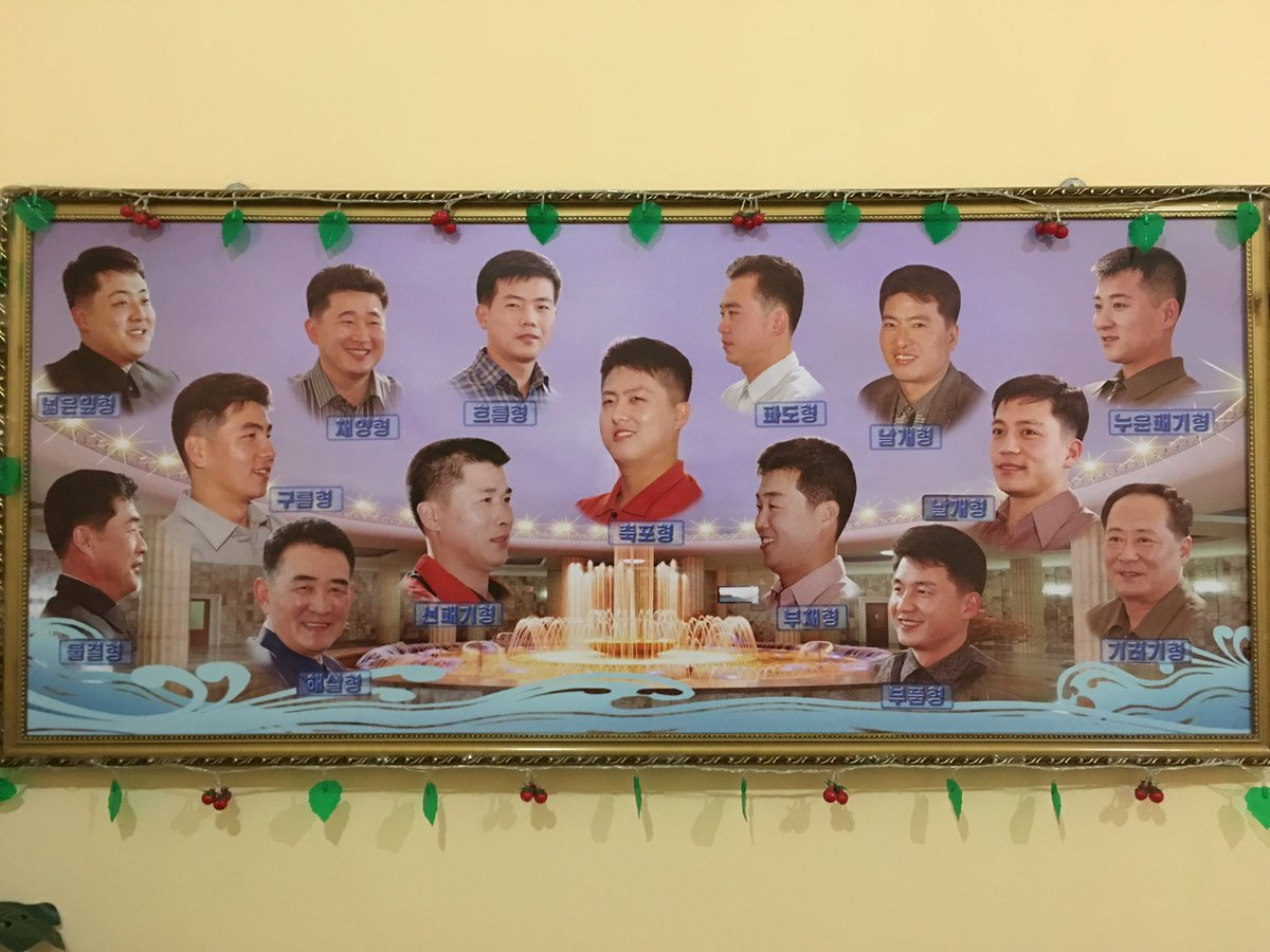 the 30 haircuts legal in north korea and other not-so-fun facts