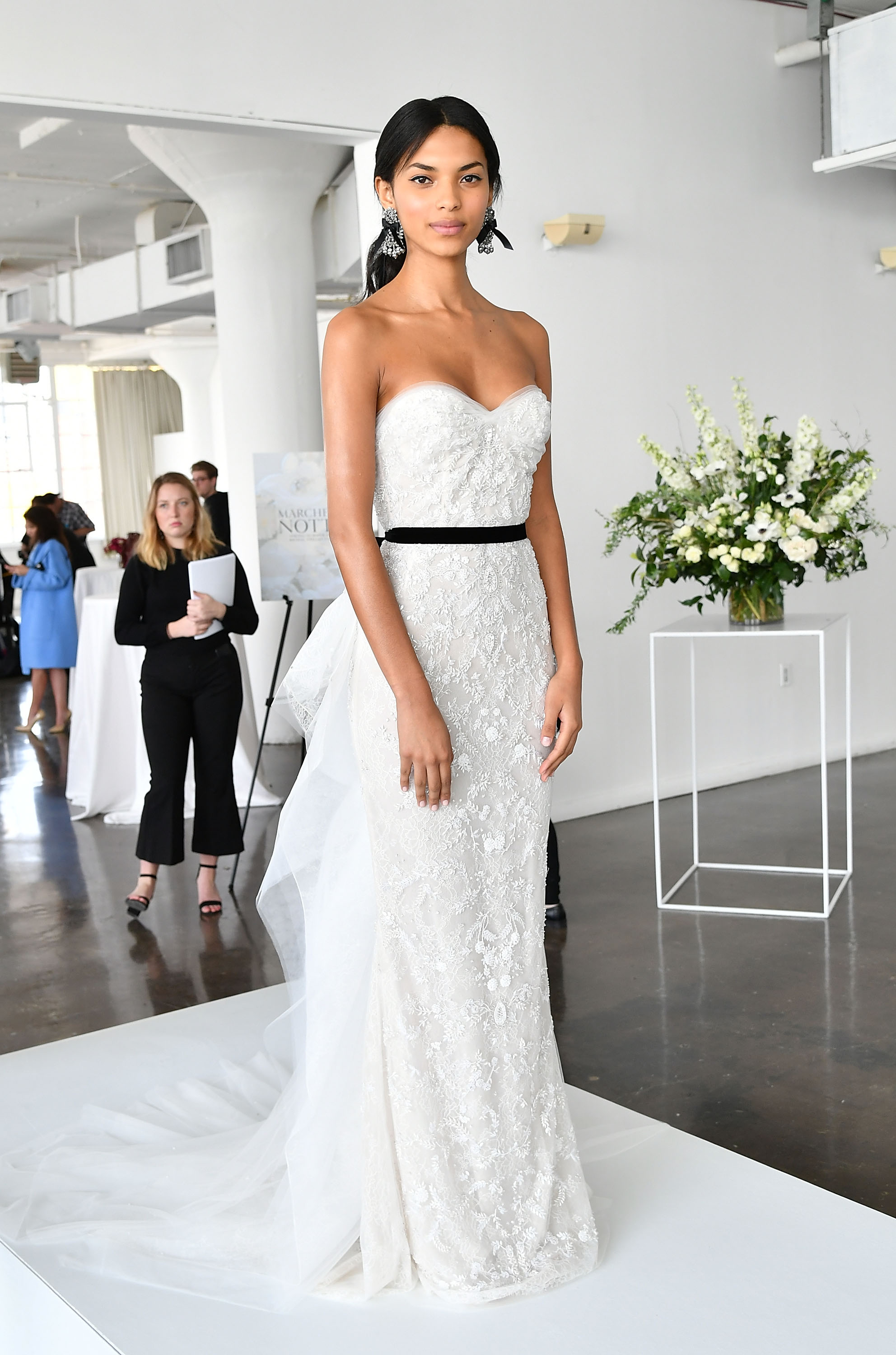 new york wedding dresses the best wedding dresses from new york bridal fashion week 6157