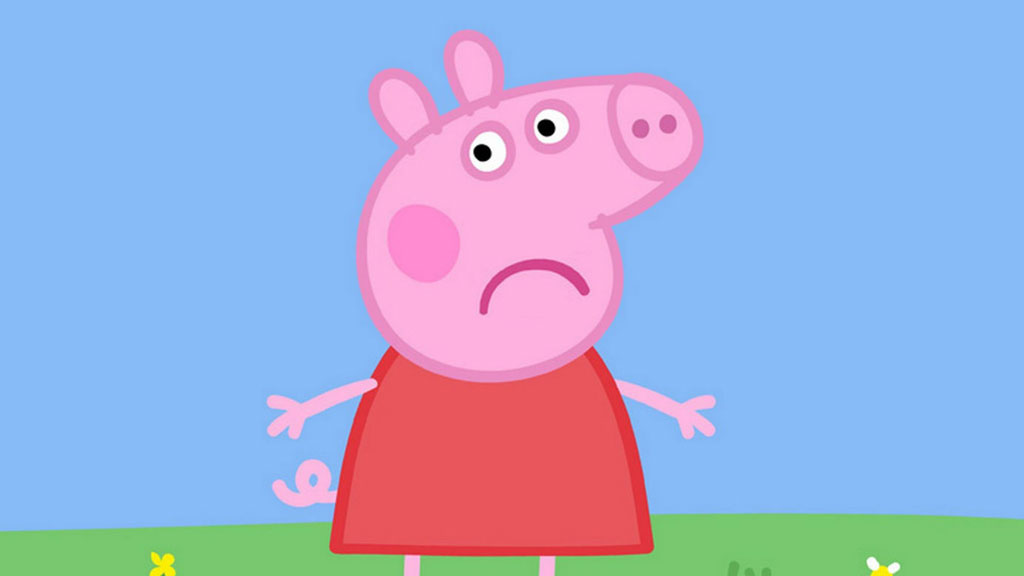 Parents Left Horrified By Peppa Pig S Real Front Face 9honey