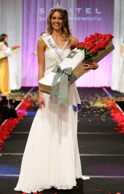 Jesinta Campbell's style evolution since Miss Universe