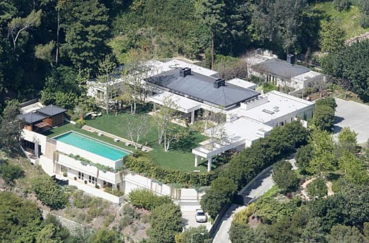 Beverly Hills compound on the market