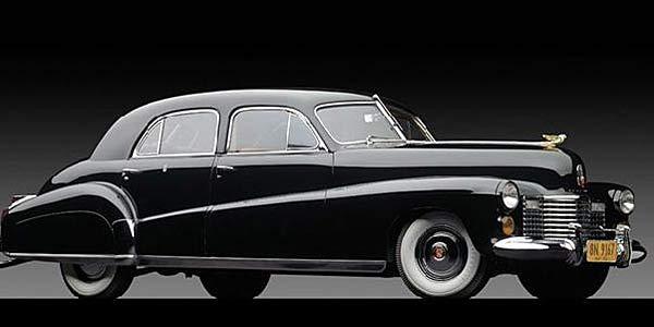Duke of Windsor's Cadillac