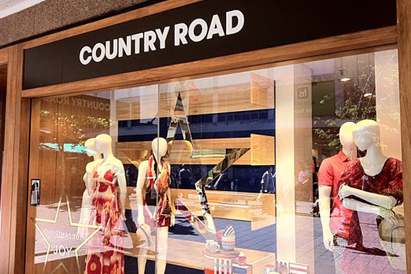 Country Road store
