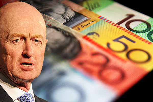 Glenn Stevens, Australian bank notes