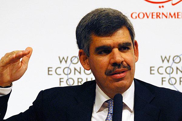 Mohamed El-Erian.