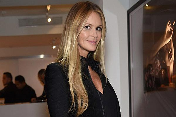 Leaked documents: Elle Macpherson named among list of 100,000 HSBC clients. (AFP)