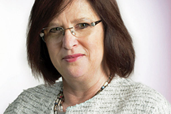 Telstra chief operating officer Kate McKenzie (Telstra)