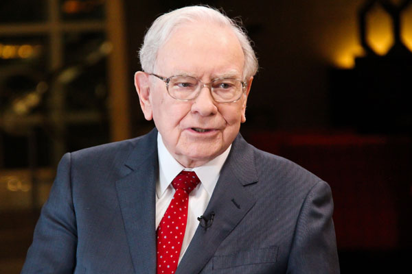 Warren Buffet (Getty Images)