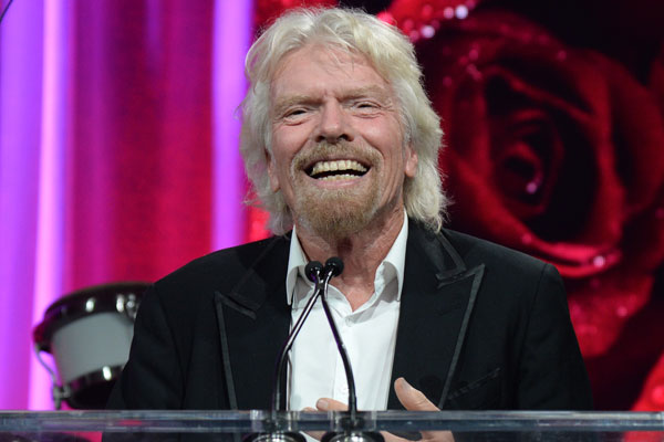 Richard Branson (Getty Images)