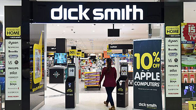 Dick Smith collapsed in January owing more than $400 million to creditors, including $20 million to customers in dishonoured gift cards. (AAP)