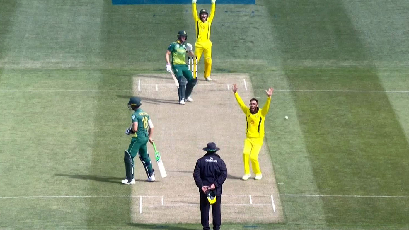 Proteas saved by DRS