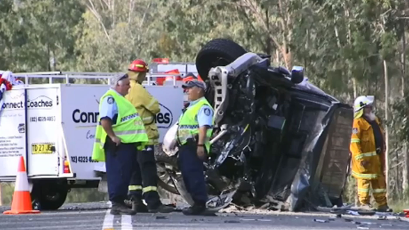 NSW crashes: Three killed in separate incidents in horror