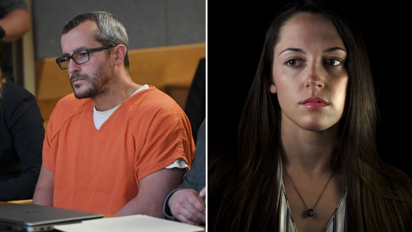 Chris Watts mistress searched wedding dresses before his