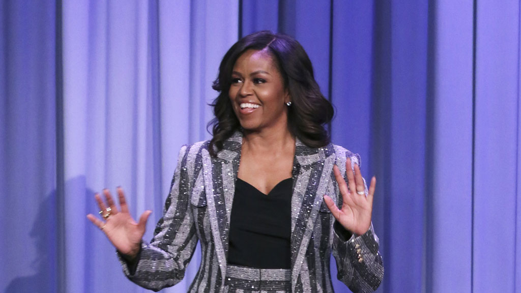 Michelle Obama most admired woman in US