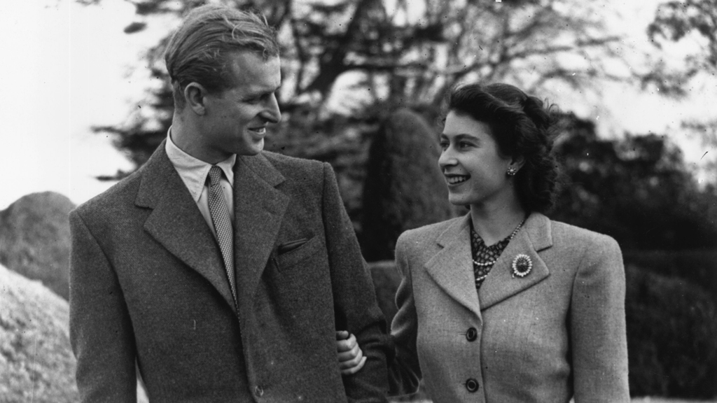 Queen Elizabeth and Prince Philip's early marriage struggles