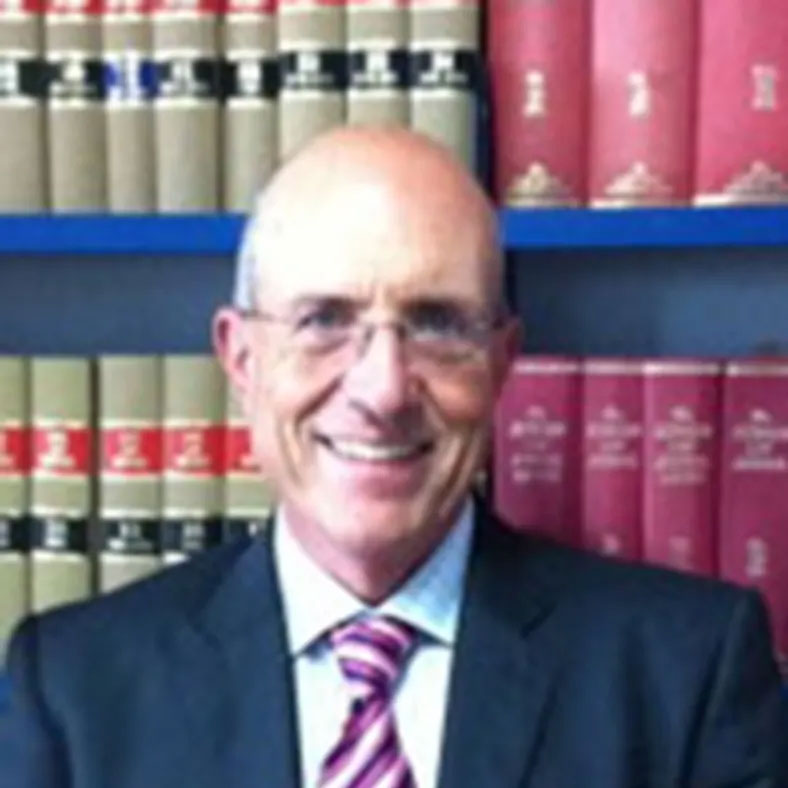 Former NSW Supreme Court solicitor Mark Leo O'Brien.