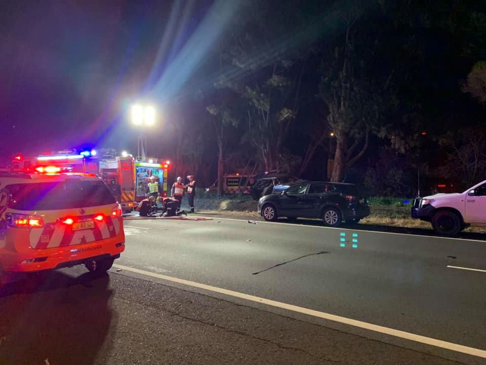 One dead, several injured in horror NSW crash