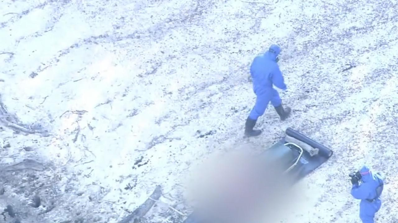 Human remains found in wheelie bin floating in Perth dam