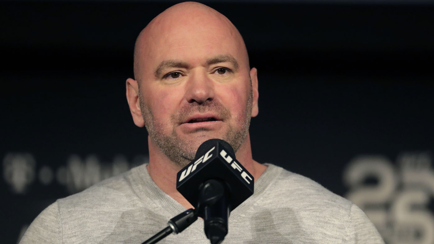 UFC president Dana White says UFC 249 relocated, will be closed event