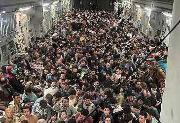 US Air Force Reach 871 Kabul evacuees (DefenseOne)
