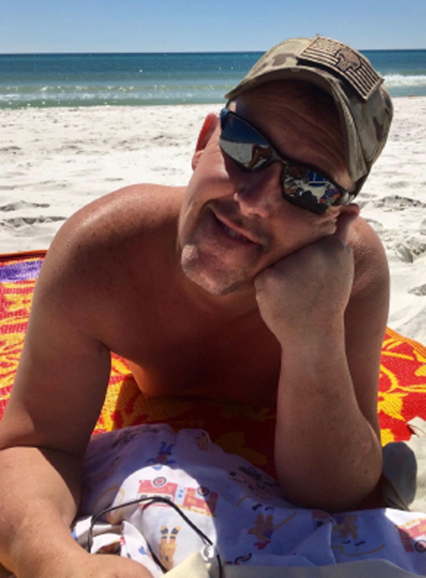 Flight Engineer Rick DeMorgan Jr died when his Hercules C-130 crashed.