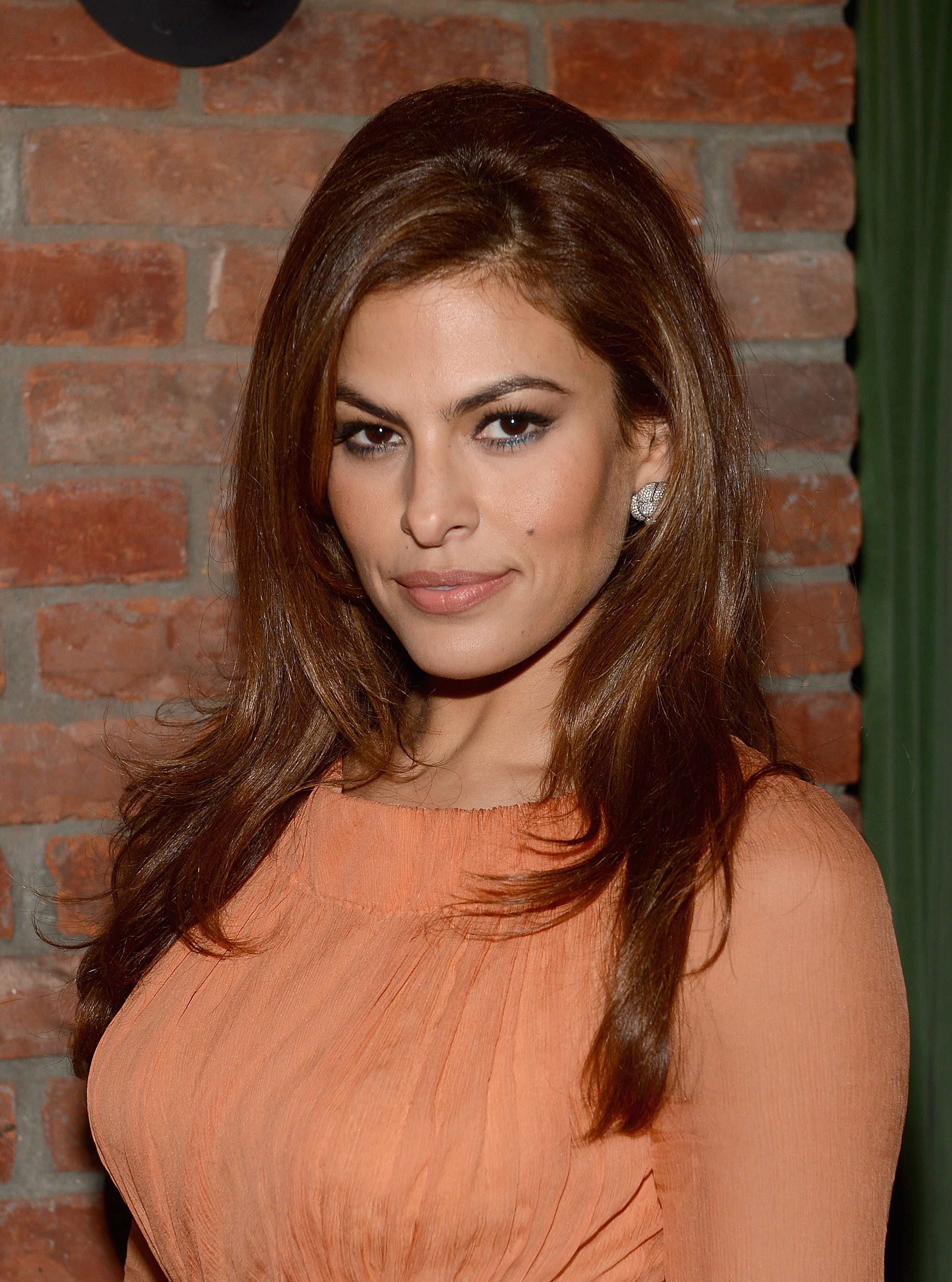 """Eva Mendes attends the after party for """"The Place Beyond The Pines"""" New York Premiere at The Bowery Hotel on March 28, 2013 in New York City."""