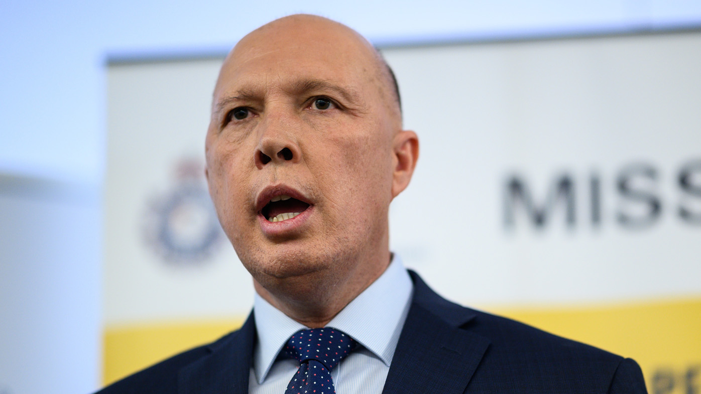 Dutton denies asylum seeker's dad entry on grounds of national security