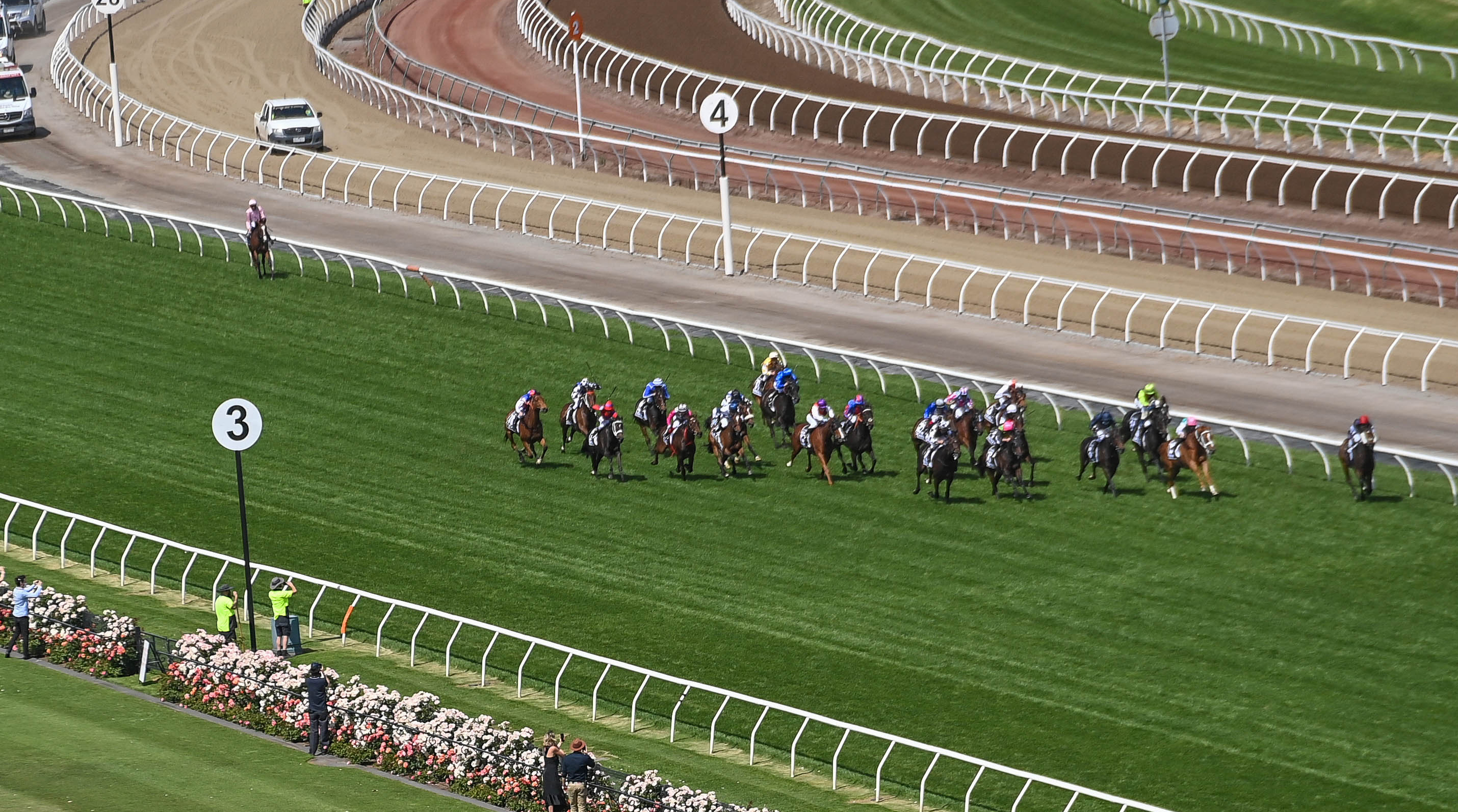 Jockey in court to fight suspension handed out for lying about a COVID-19 party