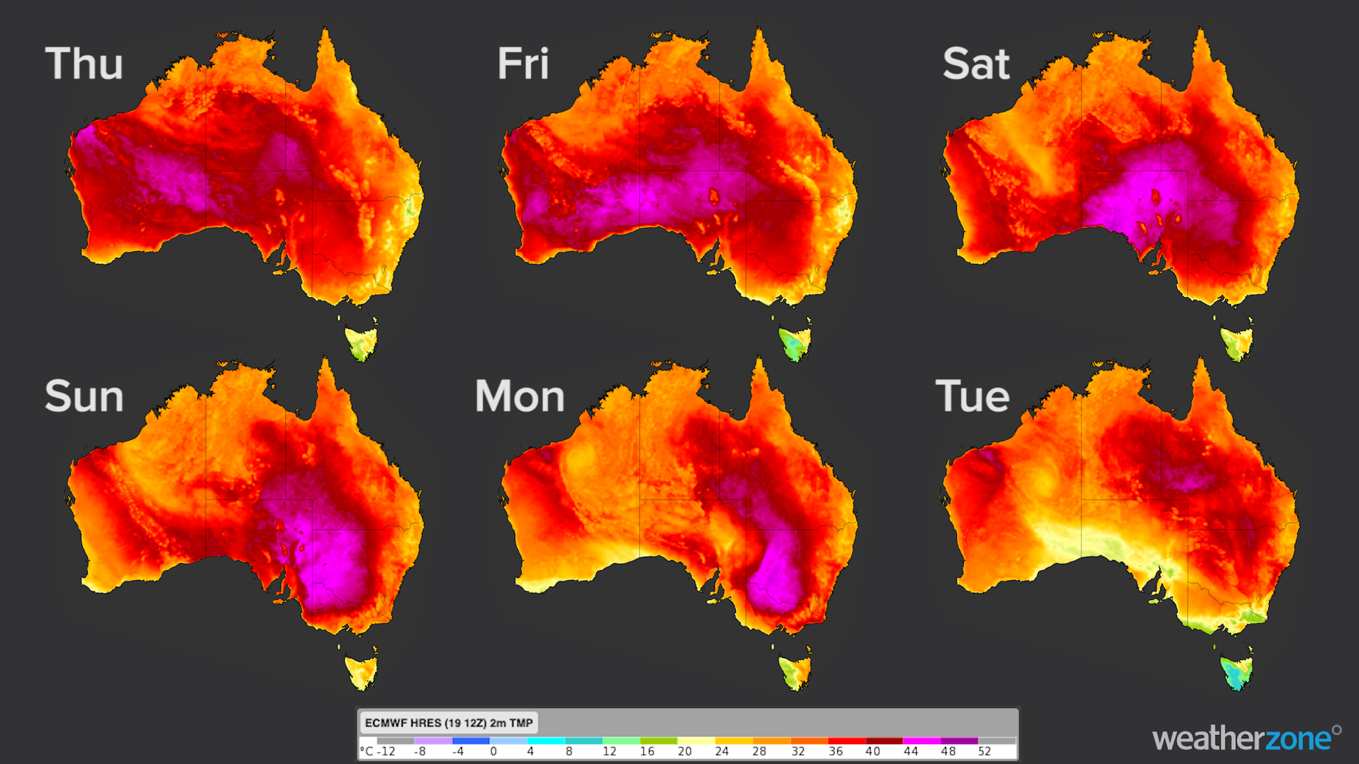 Severe heatwave intensifies for south eastern states