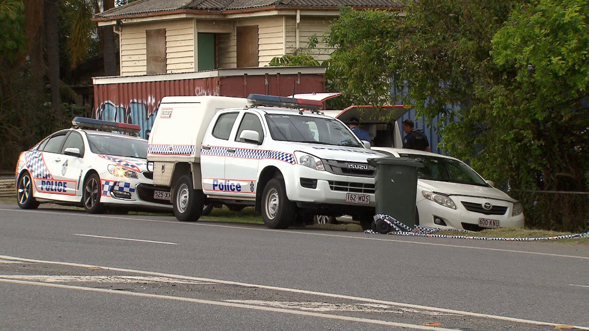 Four men injured in Brisbane stabbing attack