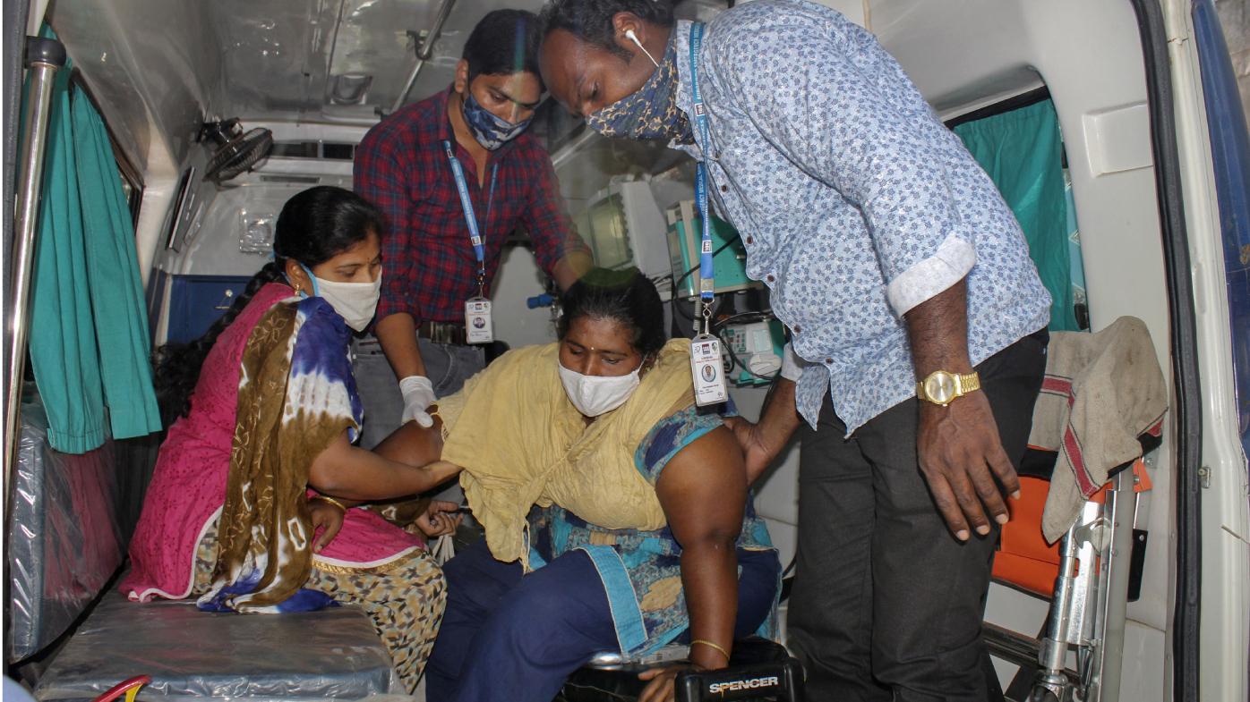 India's mystery illness