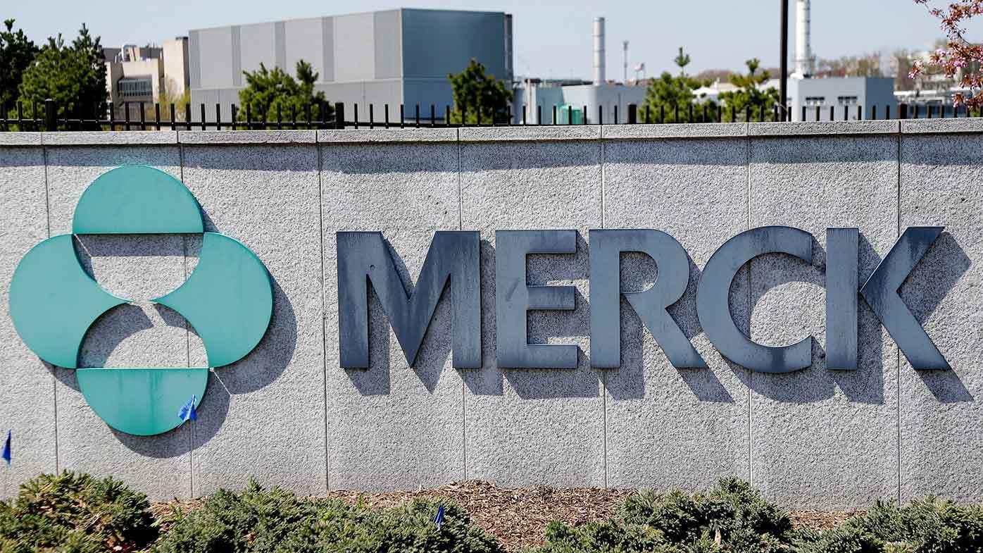 Drugmaker Merck is making a treatment for coronavirus.