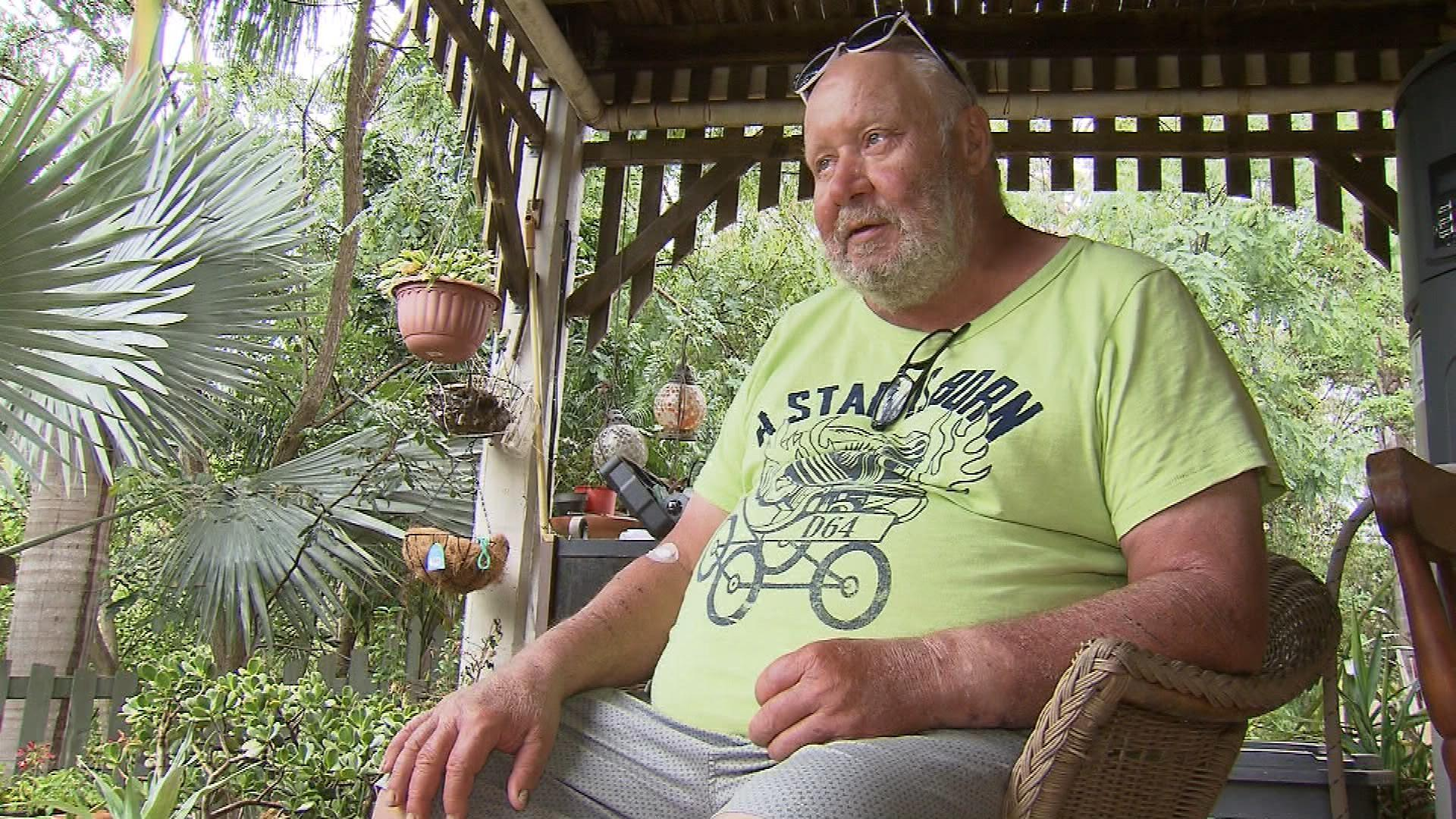 Man lost for three weeks in Queensland bush reveals survival story