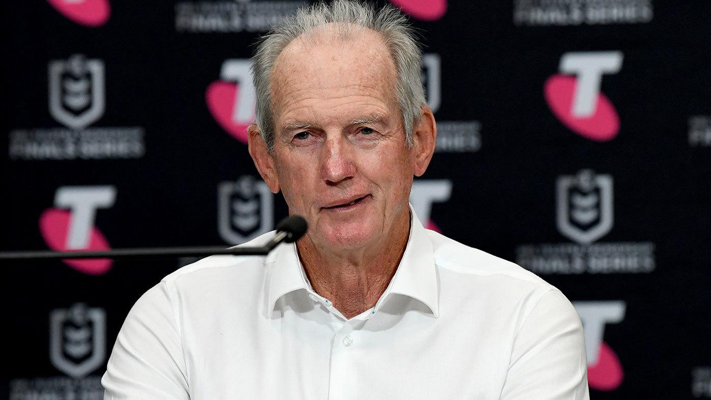 Bennett '99 per cent' sure of next NRL move
