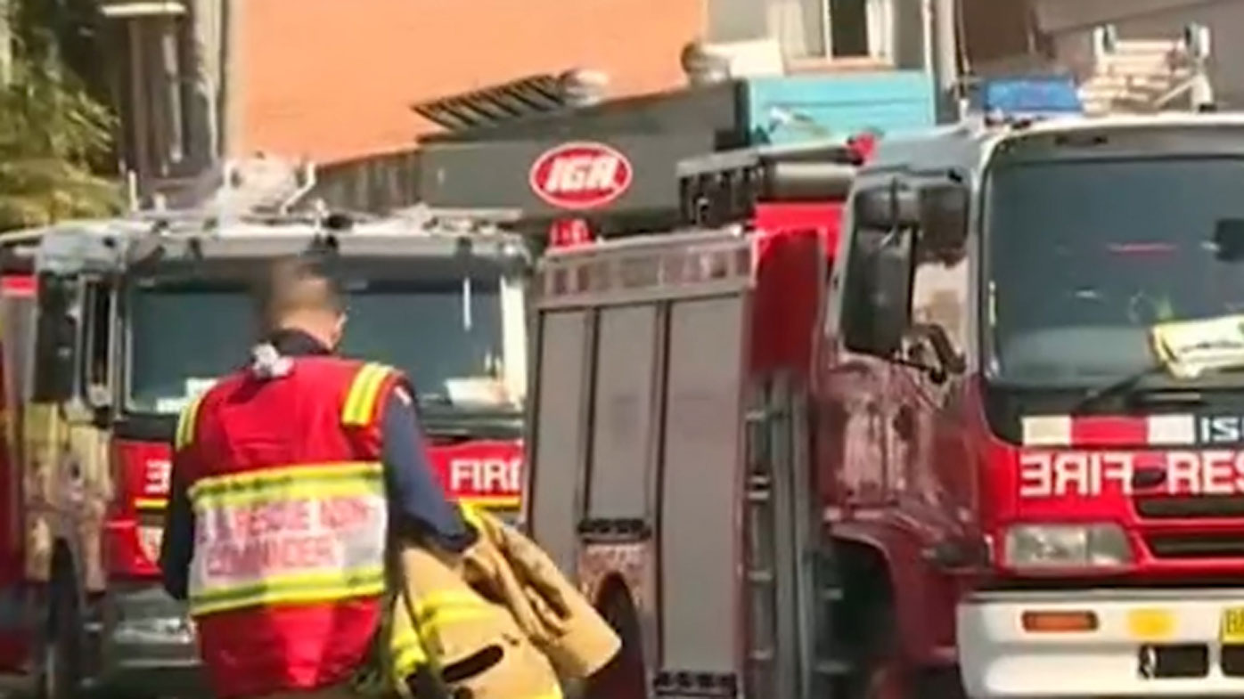 'Bomb' which shut down NSW town couldn't have exploded, say police