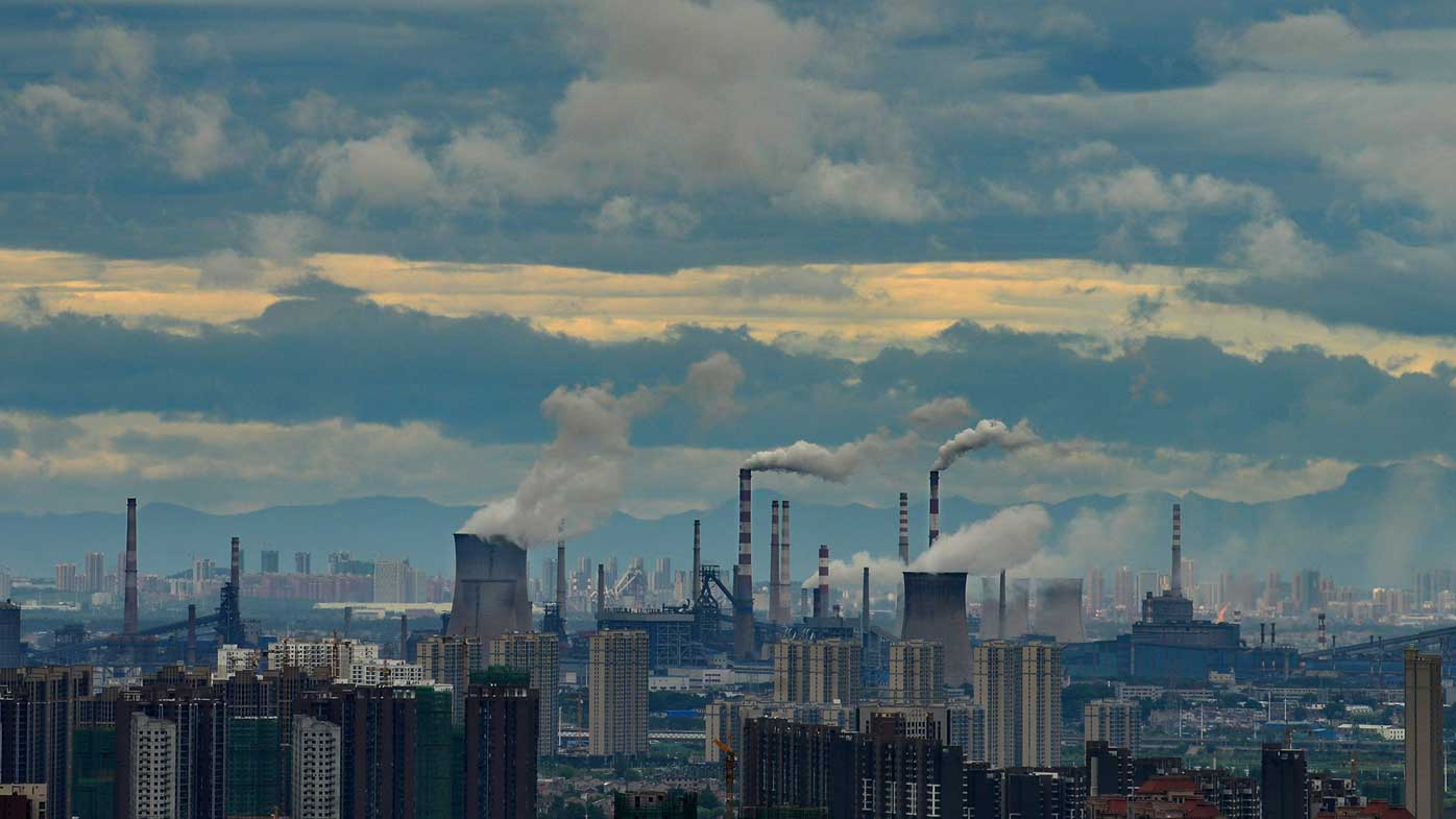 Wuhan is an industrial powerhouse in China.