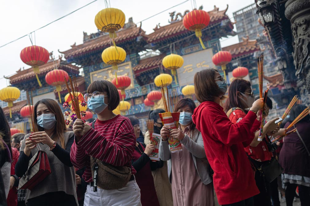 China's new travel restrictions ahead of Luna New Year
