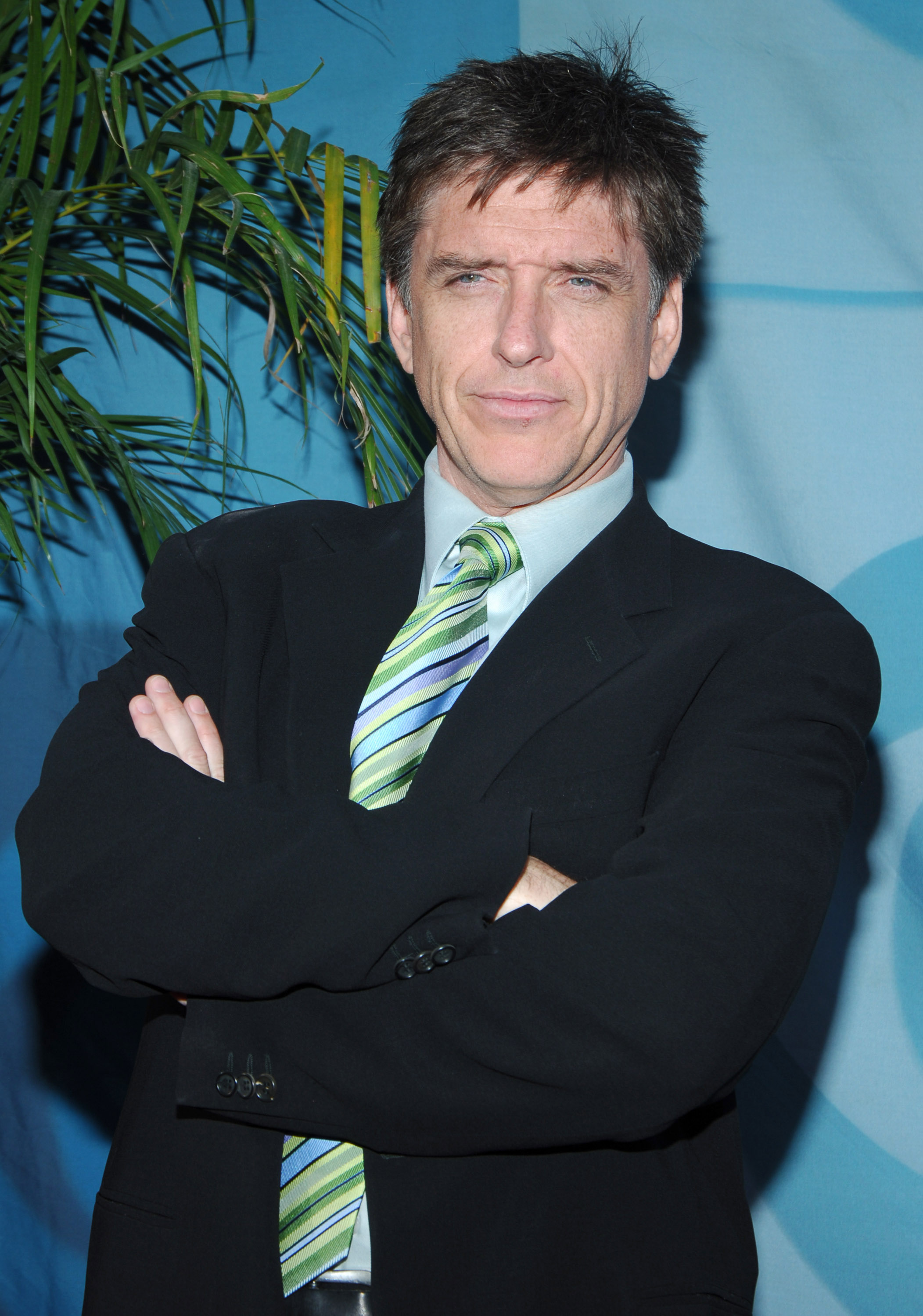 """Craig Ferguson, host of """"The Late Late Show with Craig Ferguson"""" in 2005."""