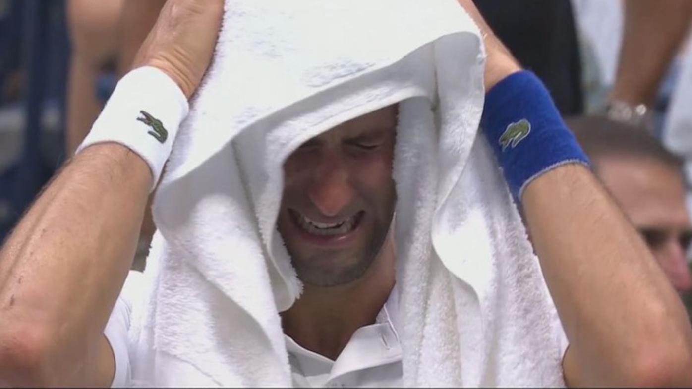 US Open: Daniil Medvedev ends Novak Djokovic's Grand Slam dream
