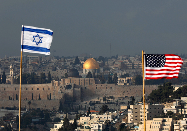 The announcement is likely to further imperil the prospects for the Trump administration's long-touted but yet to be announced Middle East peace plan. Palestinian officials have dismissed the US' role as an arbiter in any peace negotiations given the Trump administration's policy moves. Under President Donald Trump, the US moved its embassy in Israel from Tel Aviv to Jerusalem, shuttered the Palestine Liberation Organisation office in Washington, and slashed funding to the Palestinians.