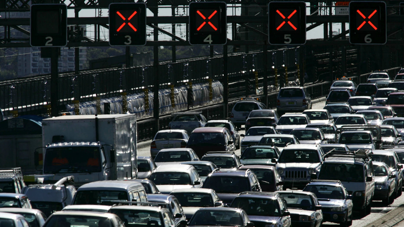 Call for congestion charge in cities