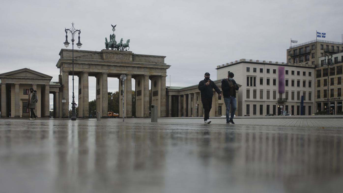 Europe coronavirus lockdown