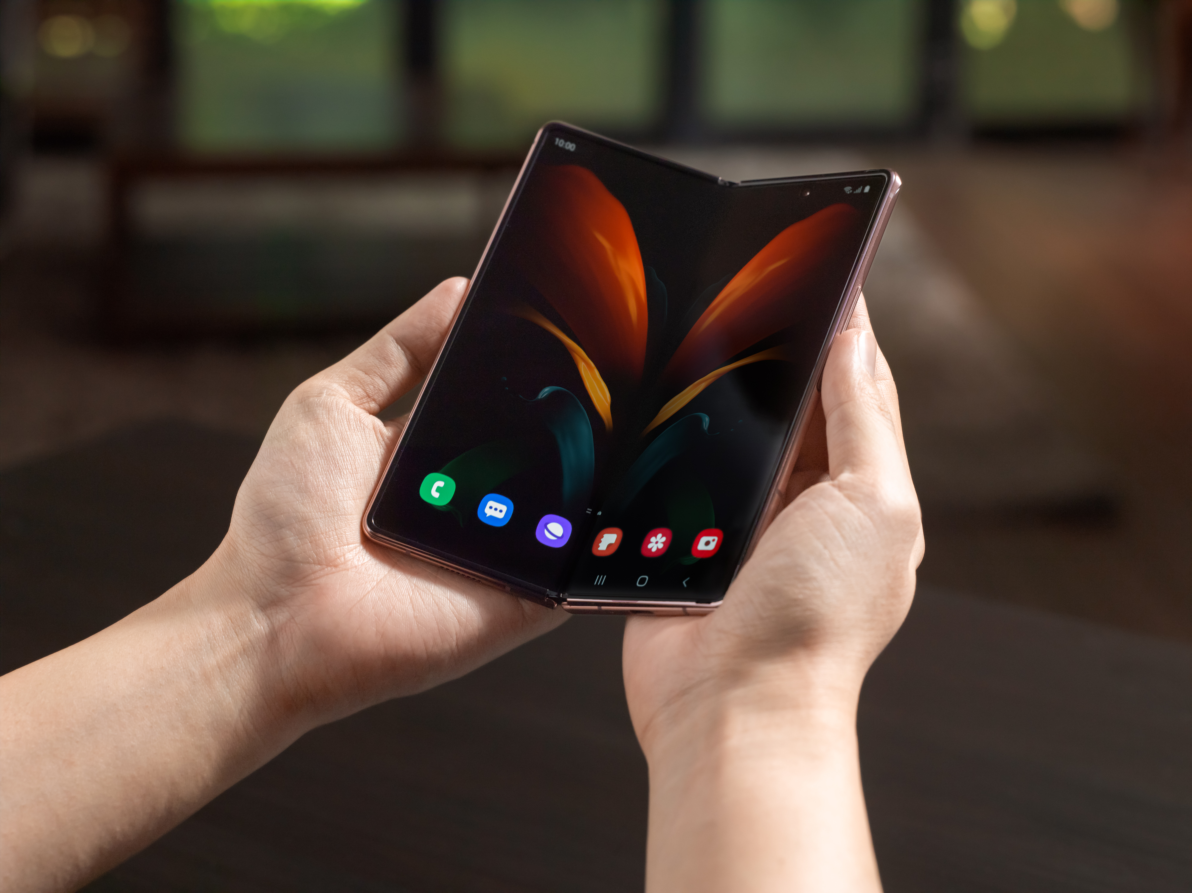 Samsung Galaxy Z Fold2 hands-on review