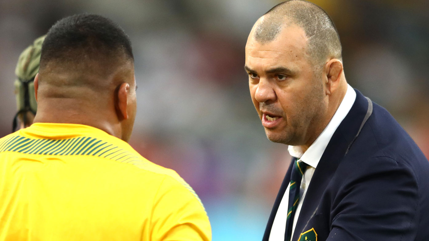 Michael Cheika: Departing Wallabies head coach wants successor to be Australian
