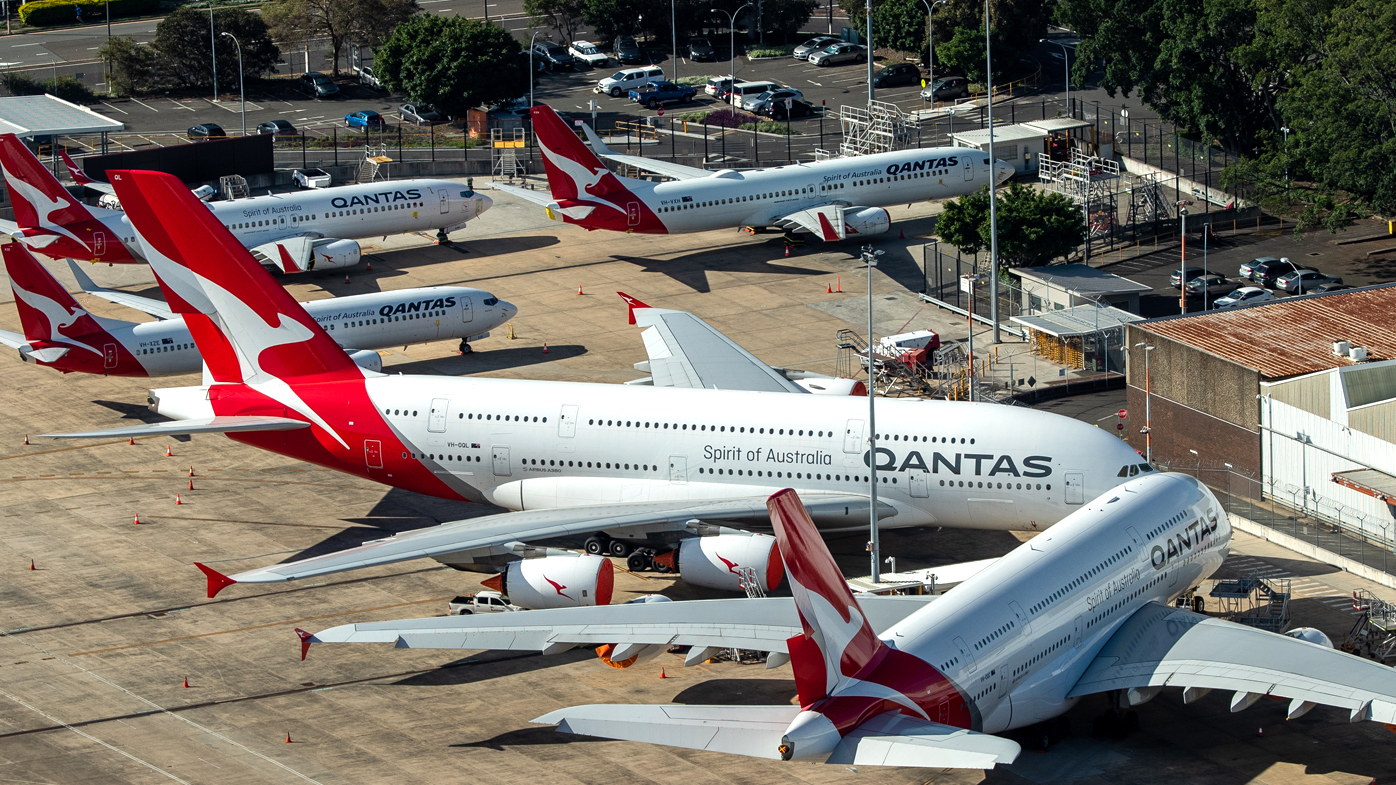 Qantas extends flight cancellations, more pain for 20,000 staff