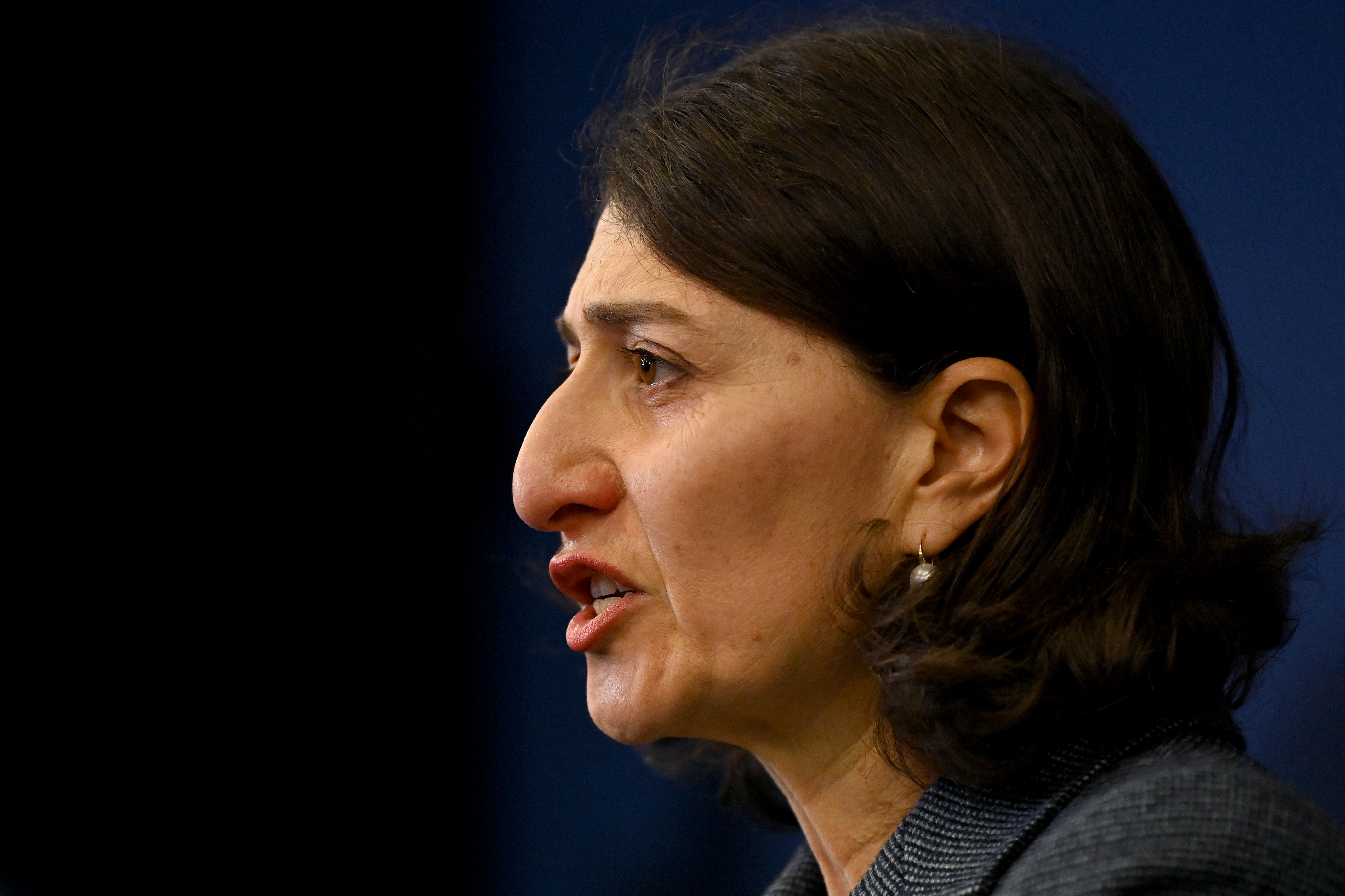 Ms Berejiklian took aim at ICAC over the timing of its announcement to investigate.