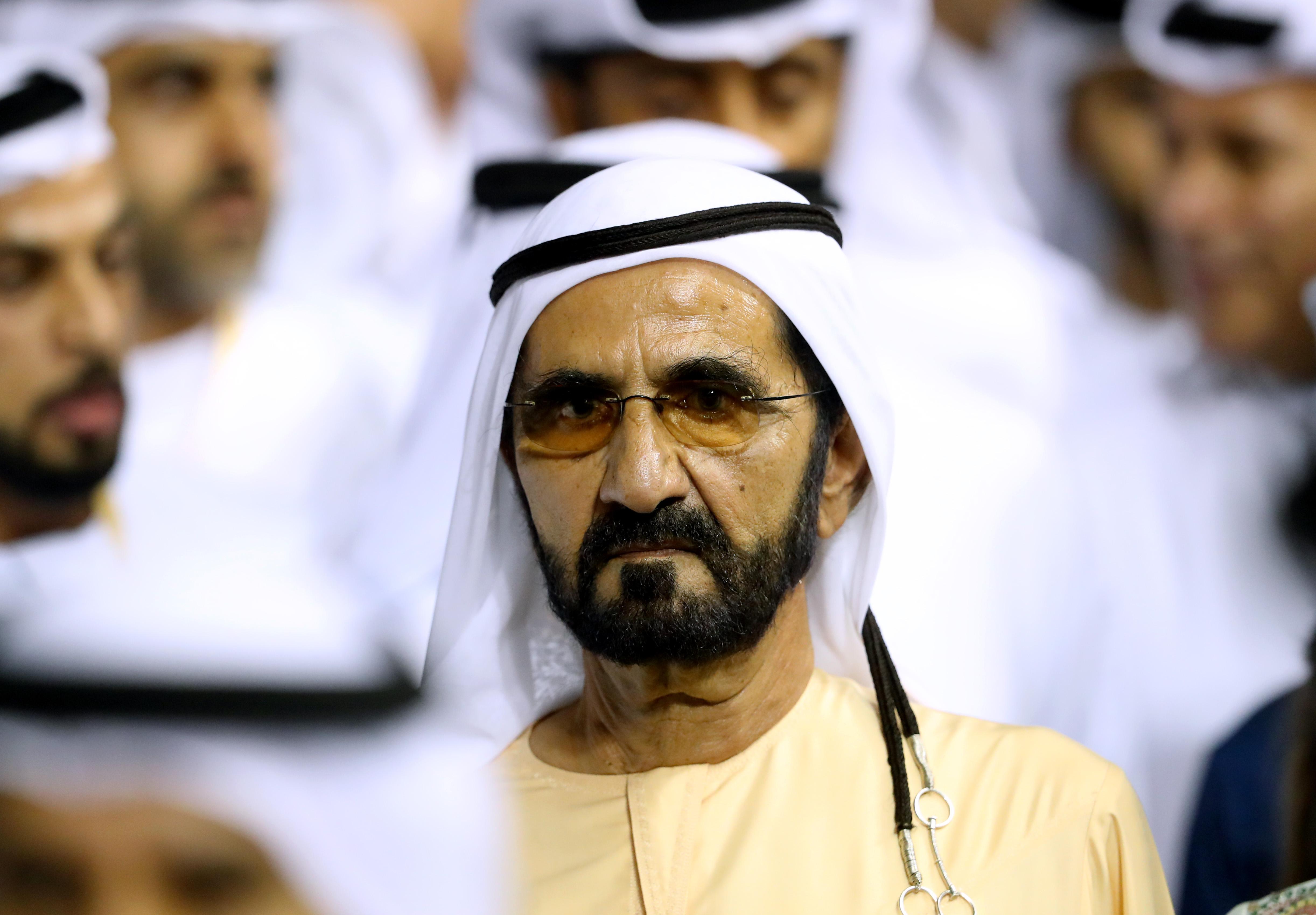 Sheikh Mohammed bin Rashid Al Maktoum, Vice President and Prime Minister of the UAE and Ruler of Dubai, denies he is holding his daughter, Princess Latifa, under house arrest.